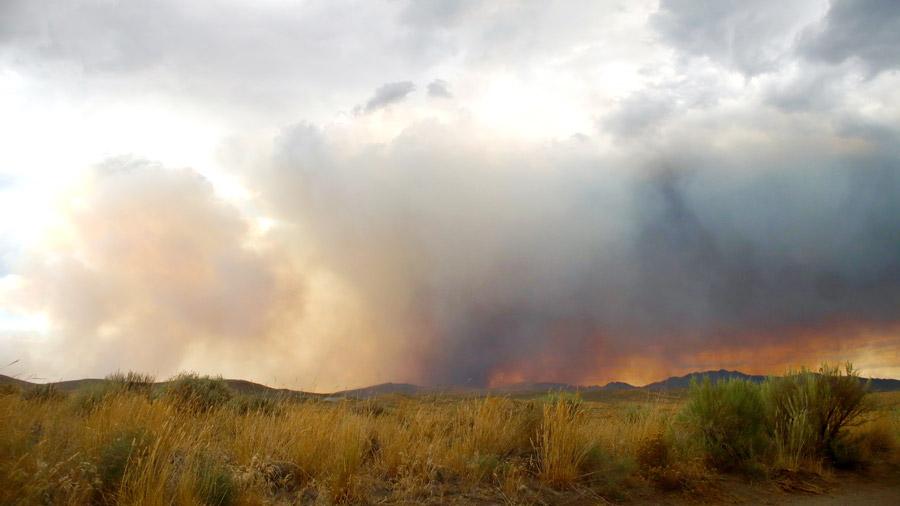 The Creek Fire