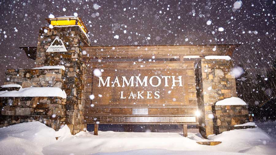 Mammoth Stay Home Order Lifted