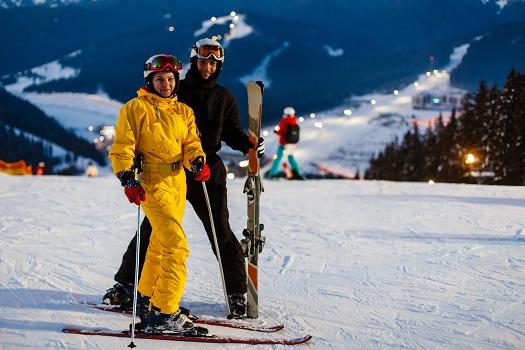 mammoth mountain Night Skiing