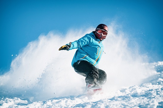 What Muscles Does Snowboarding Use in Mammoth Lakes, CA