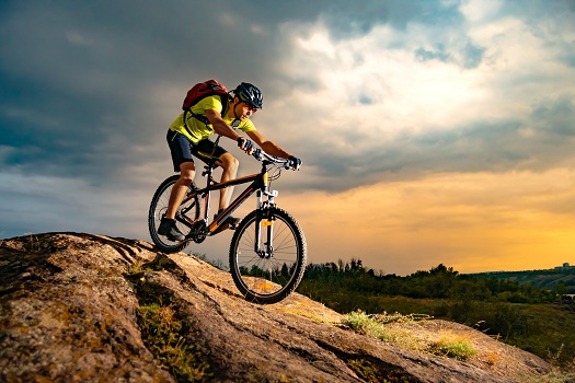 Tips to Stay Safe on a Mountain Bike in Mammoth Lakes, CA