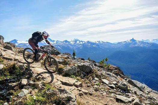 Mammoth Mountain Biking