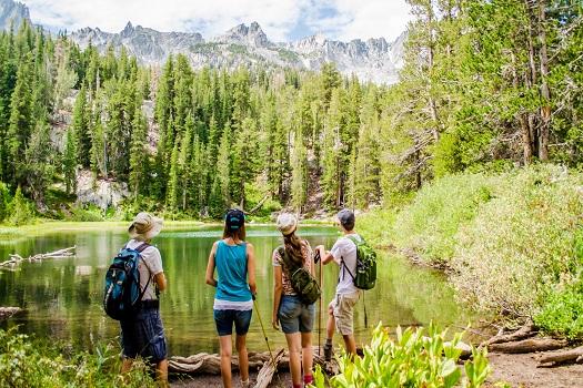 Mammoth Lake Hikers
