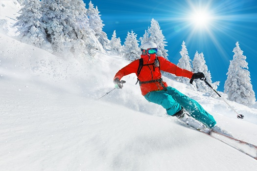 Ski rentals in mammoth