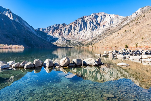 Do You Have to Hike to Convict Lake in Mammoth Lakes, CA