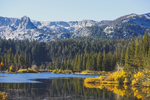 What Lakes Are Stocked in Mammoth in Mammoth Lakes, CA