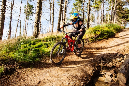 How to Stay Safe on Mountain Biking Trails at Mammoth in Mammoth Lakes, CA