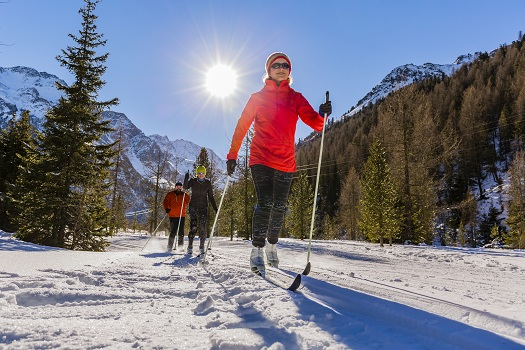 Benefits of Cross-Country Skiing in Mammoth Lakes, CA